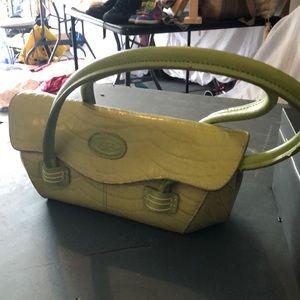 Tod's light green purse